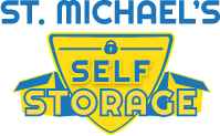 St. Michael's Self Storage Logo